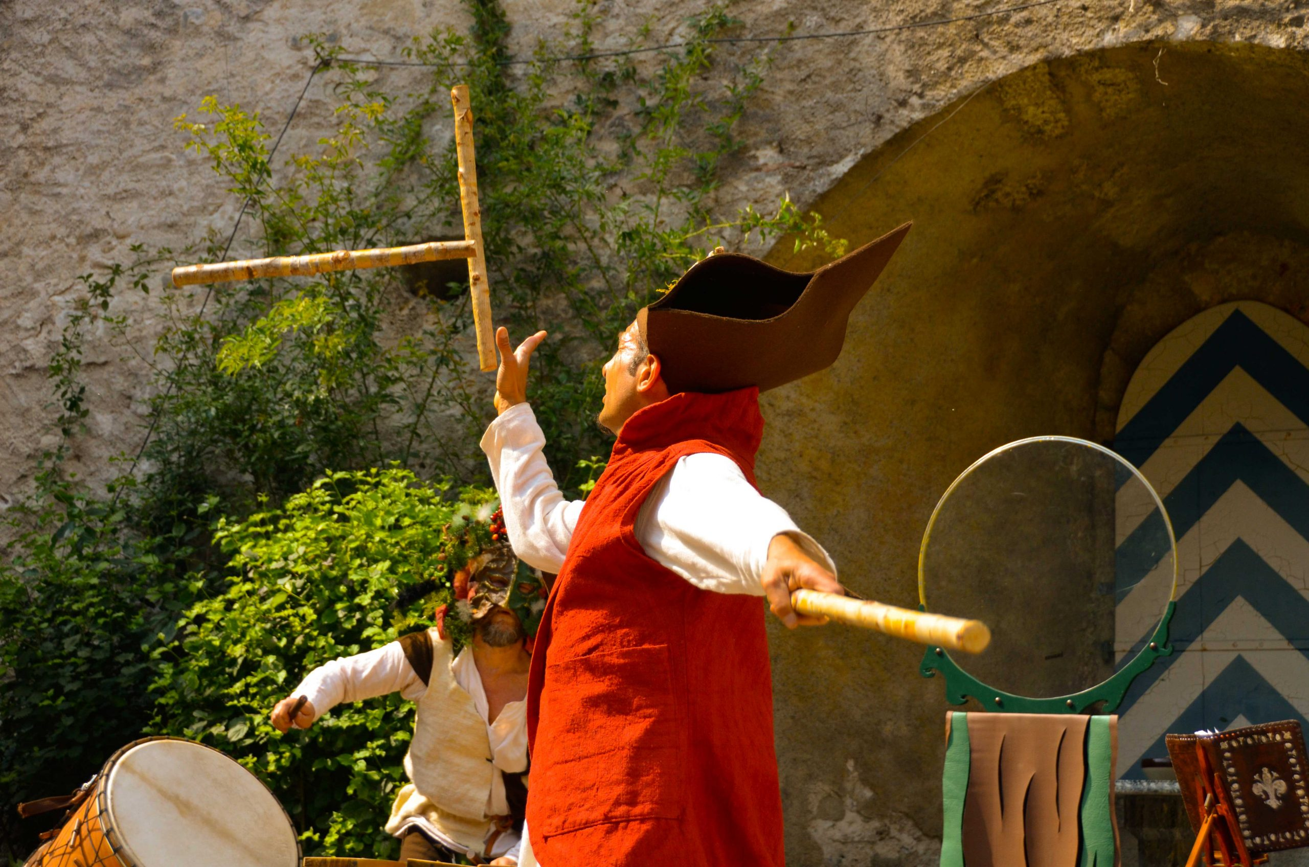 Albertius, jongleur médiéval